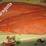 i miei filetti di salmone