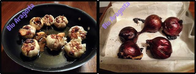 Aglio e cipolle al forno: un contorno molto particolare