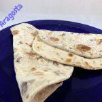 piadine morbidissime con olive taggiasche