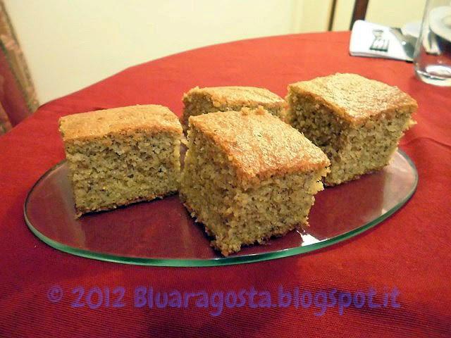 Cornbread, pane di farina di mais