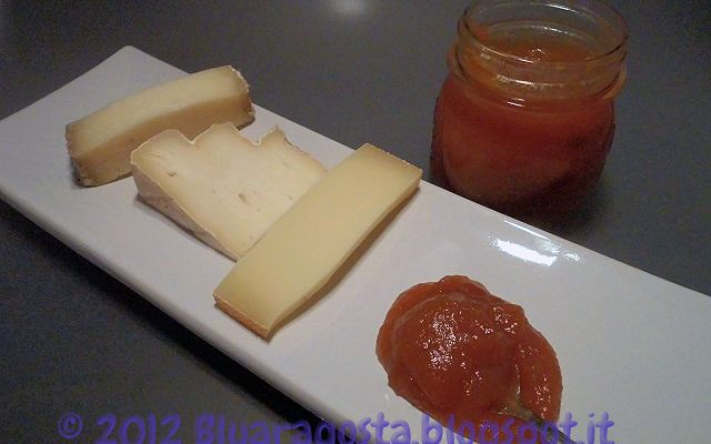 Apple butter (marmellata di mele morbidissima)
