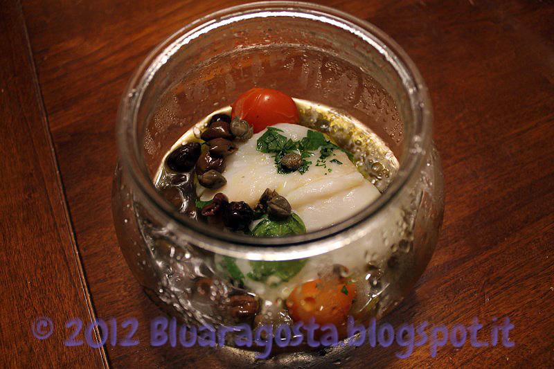 Cena a tema quattro sfumature di baccalà