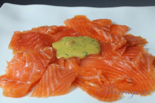 Salmone marinato svedese (gravad lax o gravlax) [aggiornato]