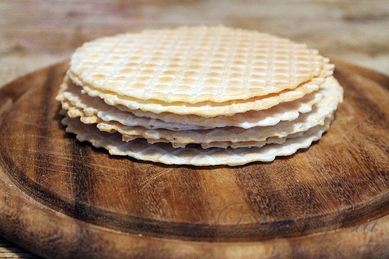 Wafer: come farli in casa