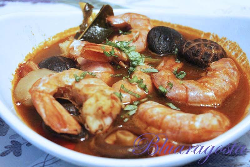 Tom yum goong, la zuppa più buona del mondo