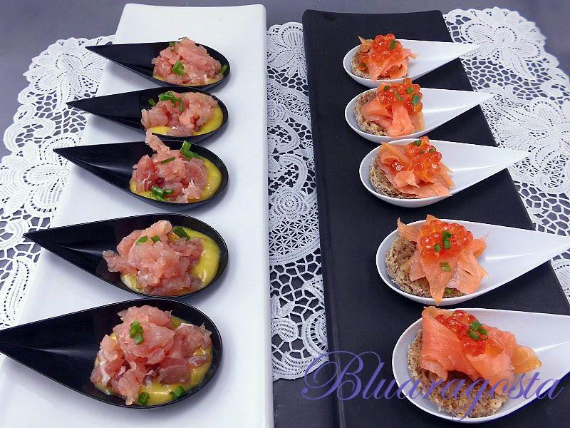 cena a tema: il salmone