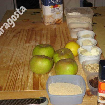 Ecco tutti gli ingredienti pronti
